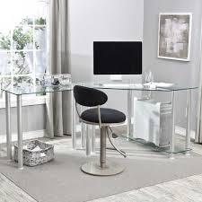 20 ways to modern glass computer desk