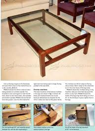 Display Coffee Table Display Coffee Table Plans U2022 Woodarchivist