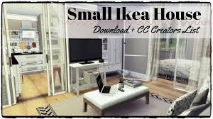 sims 4 small ikea house download cc creators list part2