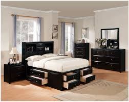 Contemporary Black King Bedroom Sets Hannah Black Bedroom Set Bedroom Furniture Sets Contemporary Black