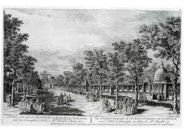 vauxhall gardens london bath art and architecture some early engravings of vauxhall gardens