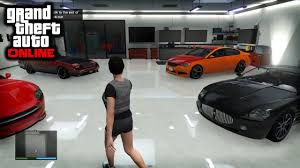 gta online apartments garages cars and more youtube