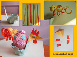 egg carton cockerels and egg cartons easter crafts and craft