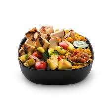 tex mex chicken bowl snap kitchen paleo whole30 milk free