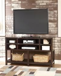 tv stand 56 mesmerizing simple modern oak flat screen tv stand