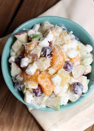 fruit salads for thanksgiving creamy fruit salad tastes better from scratch