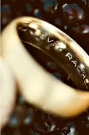 engraving on wedding rings wedding ring engraving lds wedding planner
