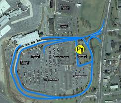 Atlanta Airport Map Delta by Parking Rates Lehigh Valley International Airport Abe