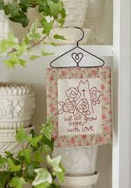 cottage style charm simply sweet designs to quilt and embroider