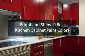 best kitchen paint colors with cabinets bright and shiny 9 best kitchen cabinet paint colors