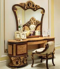 Marble Top Dresser Bedroom Set Bisini Arabic Style Antique Marble Top Vanity Dresser With Mirror