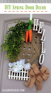 Hobby Lobby Outdoor Easter Decorations by 101 Best Diy Wreaths Images On Pinterest Wreath Ideas Front