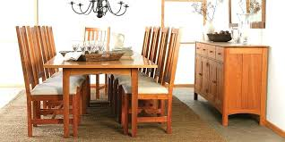 Shaker Style Dining Table And Chairs Shaker Style Dining Room Furniture Other Imposing Shaker Dining