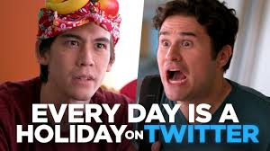 every day is a day of thanksgiving every day is a holiday on twitter youtube