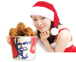 kfc yule cat and krus among ways other countries celebrate