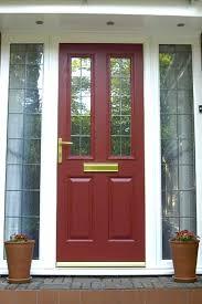 Composite Exterior Doors Composite Front Doors Modern Home House Design Ideas