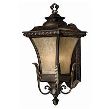 Hampton Bay Outdoor Light Fixtures by Buy The Brynmar Extra Large Outdoor Wall Sconce