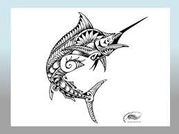 marlin tattoo kuta polynesian style tattoo designs page eight