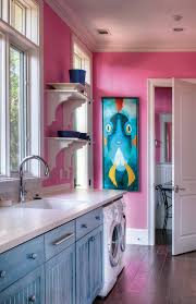 Decorating Ideas For Laundry Room by Laundry Room Wonderful Light Pink Laundry Room Decorating Ideas
