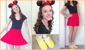 minnie mouse halloween costume for adults fun and easy halloween costumes u2013 the falcon u0027s flyer