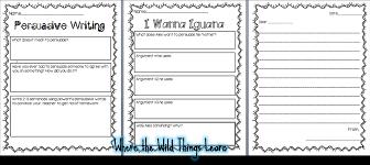letter persuasive writing letter template