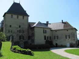 do you own or know of a disney style themed chateaux in france castle for sale france the chateau d arcine is a beautiful and unique french castle for sale in medieval style with a lot of fascinating history for all