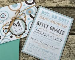 elegant baby boy shower invitations theruntime com