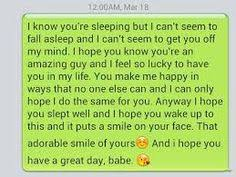 long cute goodmorning texts for your girlfriend google search