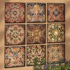 Mediterranean Tiles Kitchen - tile wall art with regard to your own home u2013 researchpaperhouse com