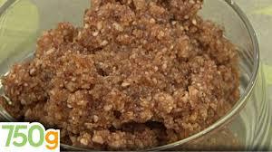pralin de cuisine recette du praliné maison 750 grammes
