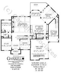 old world floor plans wilshire house plan house plans by garrell associates inc