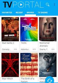 tv shows apk tv portal apk tv portal app for android
