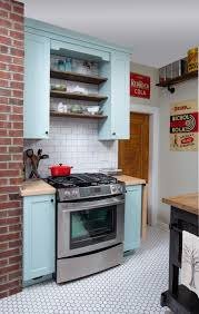 blue kitchen cabinets with wood countertops wood countertops with blue cabinetry wood countertop