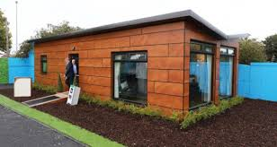 Modular Houses Modular Houses Offered As Solution To Homeless Crisis