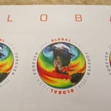 can i use 2 forever sts for international postage usps forever