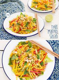 best 25 mango salad ideas on pinterest mango salsa recipes