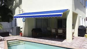 Awning System Retractable Awnings Miami Atlantic Awnings