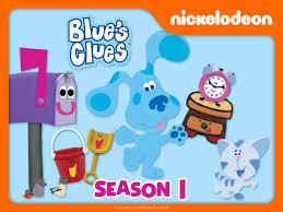 amazon com blue u0027s clues season 1 amazon digital services llc