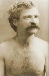 Mark Twain Memes - shirtless mark twain the subversion of a hairy chest meme humor
