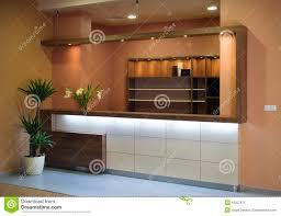 beautiful and modern kitchen interior design stock image image