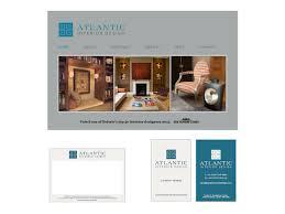 Home Design Brand Atlantic Interior Design Branding Big Idea Brand Marketing