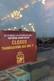 cabela s on our stores will be closed for thanksgiving so