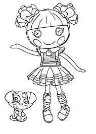 digital stamp coloring page chibi anime coloring pages