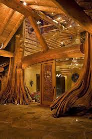 amazing colorado log home entry homes out of the ordinary