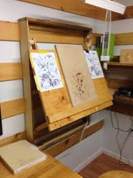 Drafting Table Woodworking Plans 2960 Best Wood Projects Images On Pinterest Woodwork Wood And