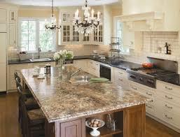 elegant white kitchen cabinets with granite off white kitchen