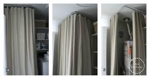 curtains heavy duty flexible curtain track ceiling track room