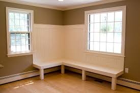Kitchen Bench Seating Ideas Kitchen Table Bench Seat Treenovation