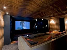 modern home theater interior design house design plans