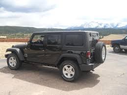jeep modified black dood 2011 jeep wranglerunlimited
